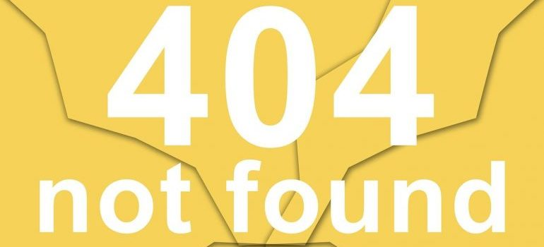 A 404 error - a way to get powerful backlinks for faster rankings.