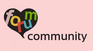 Forum community.