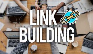 words link building.