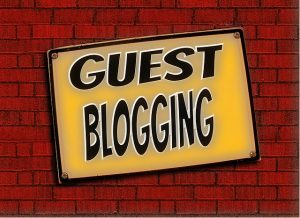 Guest blogging, a case when there's usually no need to use nofollow on links.